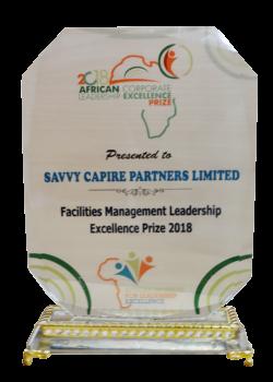 Savvy Capire Award